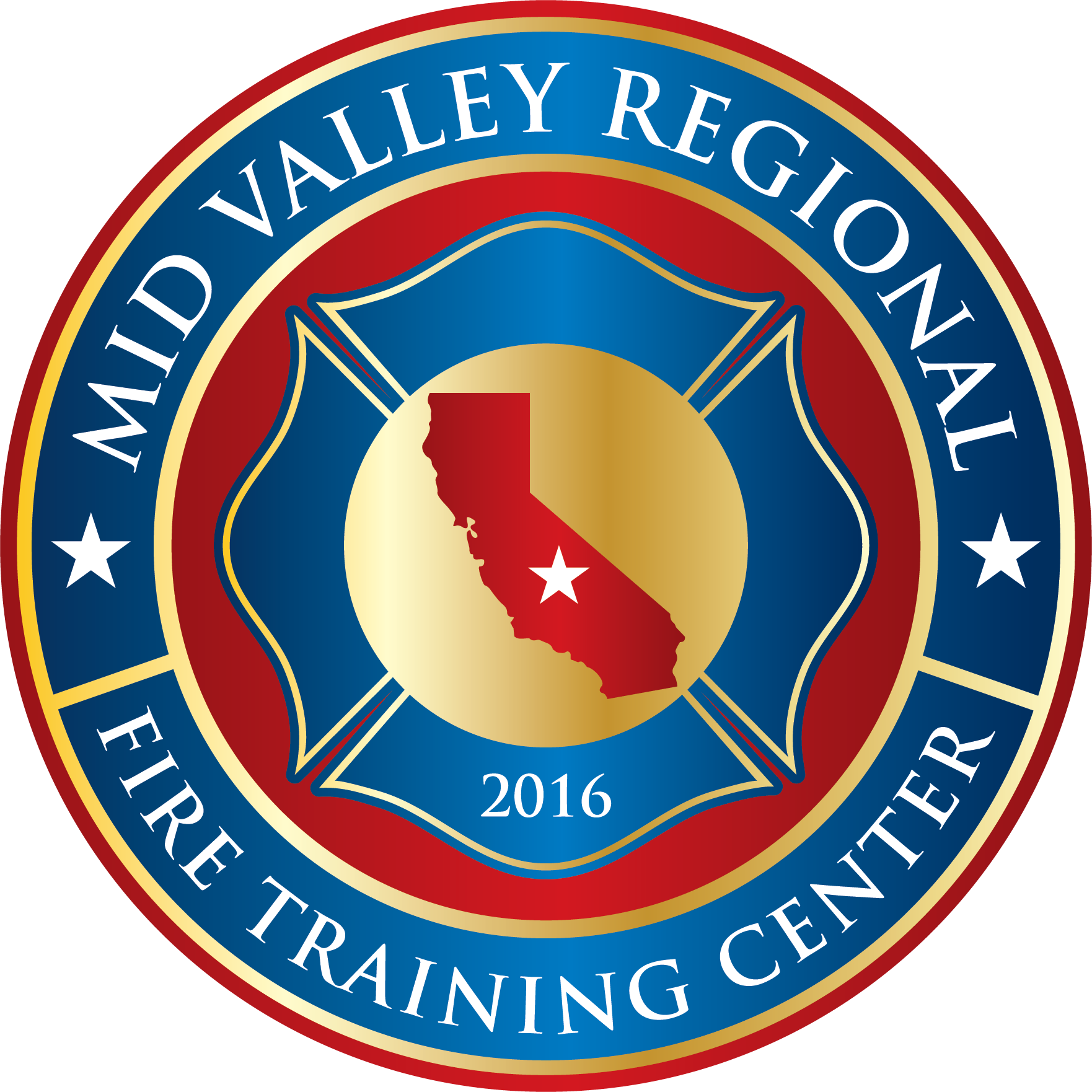 Mid Valley Regional Fire Training Center Logo